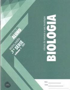 caderno do aluno biologia 233x300 Caderno do Aluno Biologia
