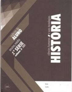 caderno do aluno historia 235x300 Caderno do Aluno História